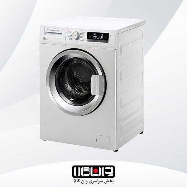 ماشین لباسشویی جی پلاس مدل GWM-84B35 ظرفیت 8 کیلوگرم-
