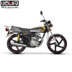 موتورسیکلت احسان 125 هندلی