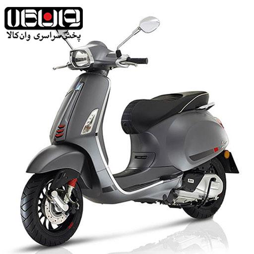 موتور سیکلت وسپا اسپرینت 150