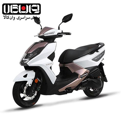 موتور سیکلت اسکوتر FX150