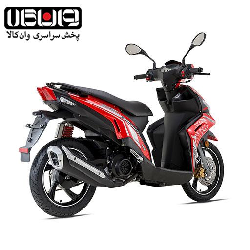موتور سیکلت بنلی vz125