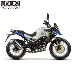 موتور سیکلت اسکوتر تورینگ  180 nh