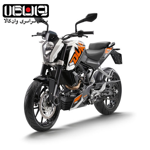 موتورسیکلت دوک 200