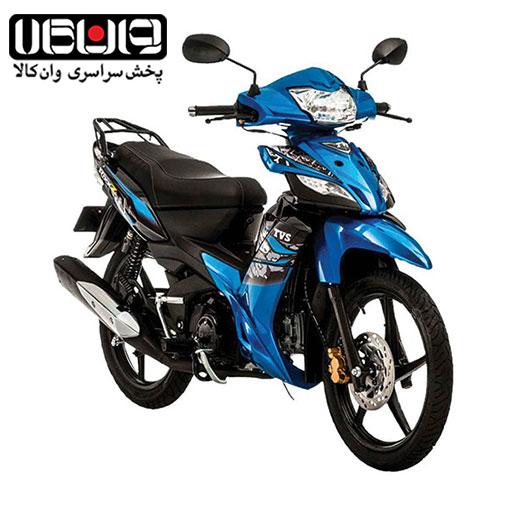 موتورسیکلت تی وی اس مدل راکز 125
