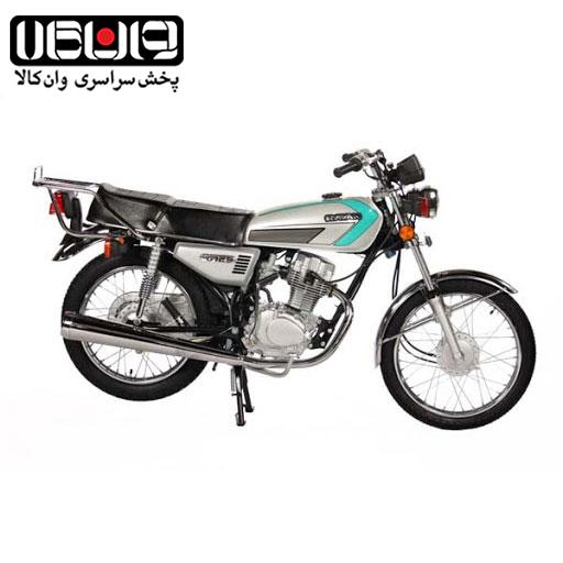 موتورسیکلت رایکا 125