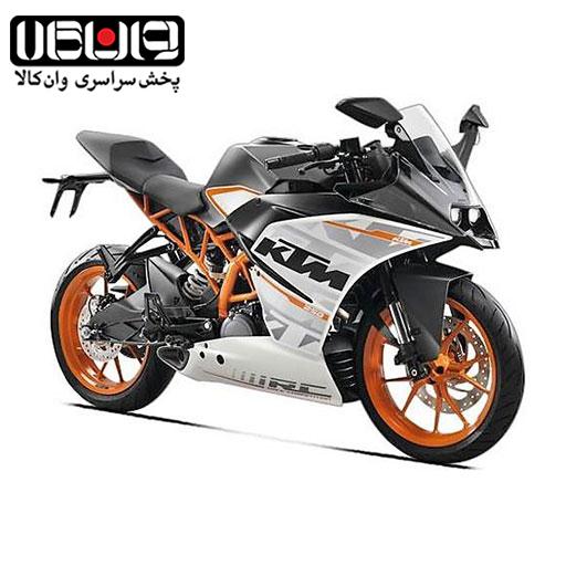 موتور سیکلت ریس  RC ۲۵۰