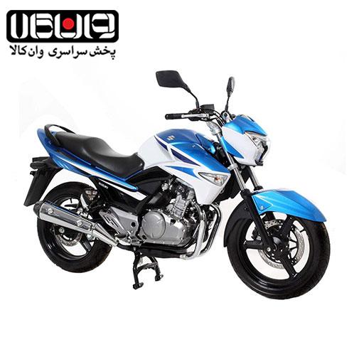 موتورسیکلت سوزوکی اینازوما 250