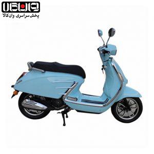 موتور سیکلت طرح وسپا همتاز ۱۵۰