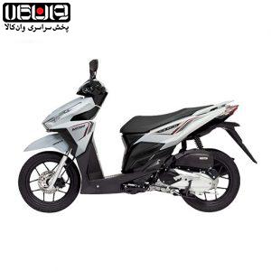 موتور سیکلت طرح ویو کریستال ۱۲۵
