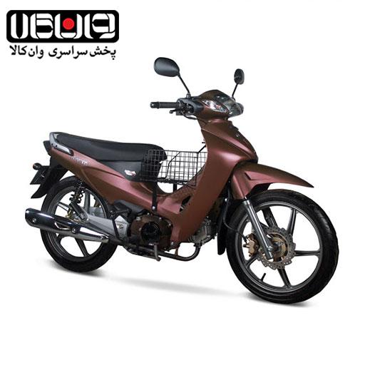 موتور سیکلت طرح ویو کویر ۱۲۵