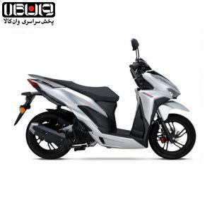 موتور سیکلت طرح کلیک همتاز کی لس ۱۵۰