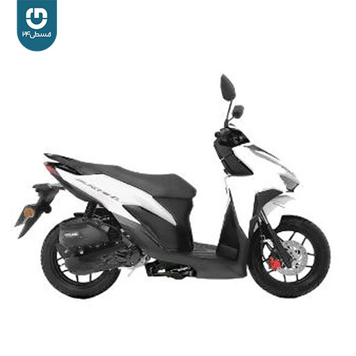 موتور سیکلت طرح کلیک گلکسی 150 کی لس