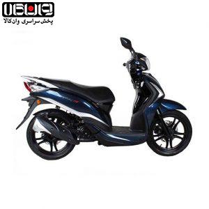 موتورسیکلت sym لاکی 180