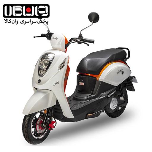 موتورسیکلت لوکی برقی 1500 وات