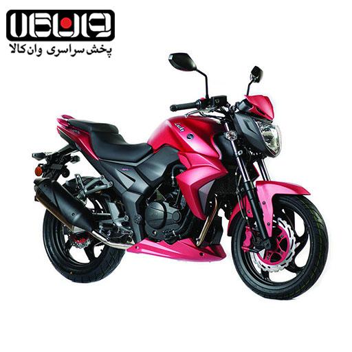 موتورسیکلت لوکی T2 250