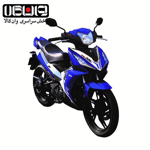 موتورسیکلت لوکی185 VS3I