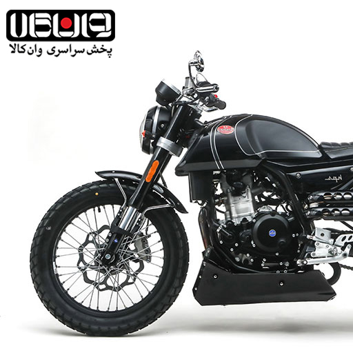 موتور سیکلت موندیال 250