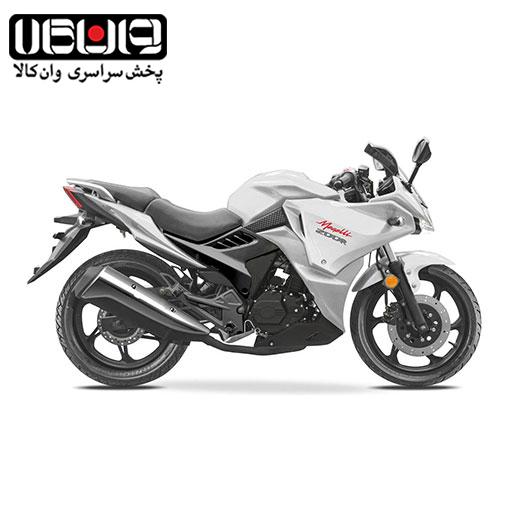 موتورسیکلت مگلی 200 نیوفیس