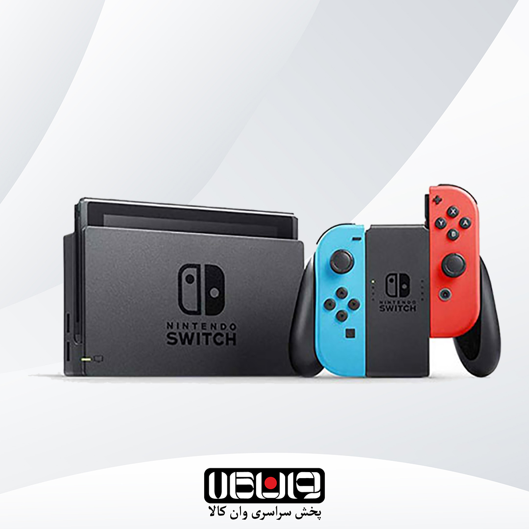 کنسول نینتندو سوییچ سری جدید(Nintendo Switch)