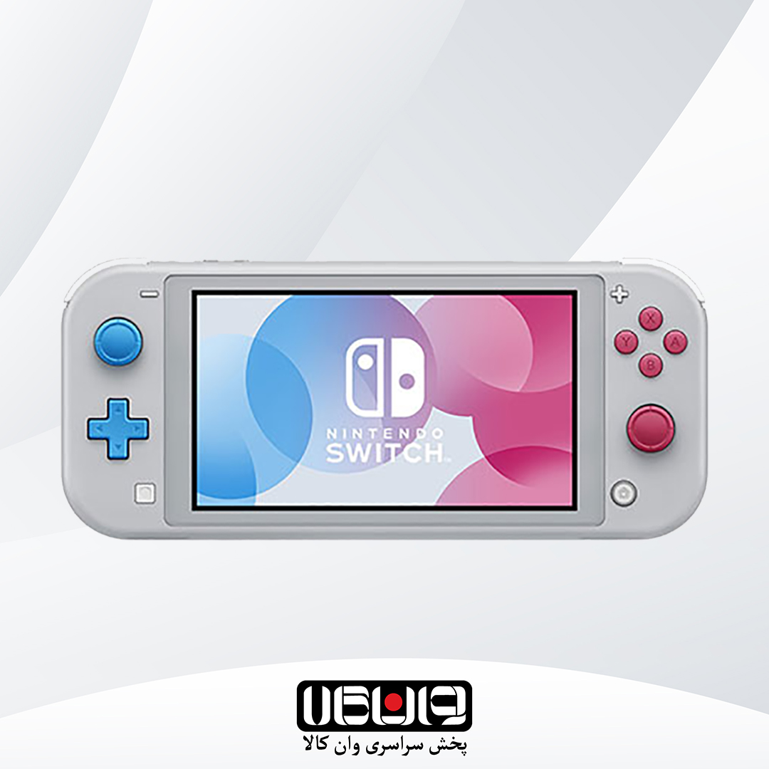 آشنایی با کنسول نینتندو سوییچ لایت (Nintendo Switch Lite)