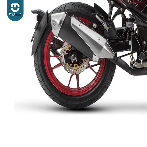 موتور سیکلت نیکد 180 NA
