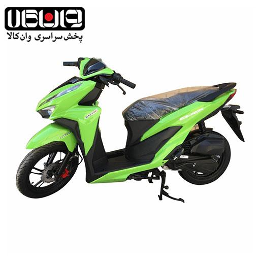 موتورسیکلت کیلیک 150 کی لس