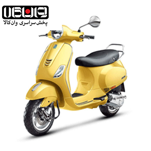 موتور سیکلت وسپا vxl