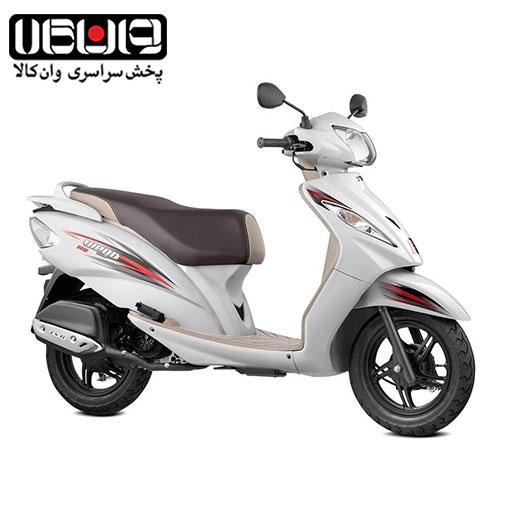 موتور سیکلت تی وی اس موتور ویگو 110
