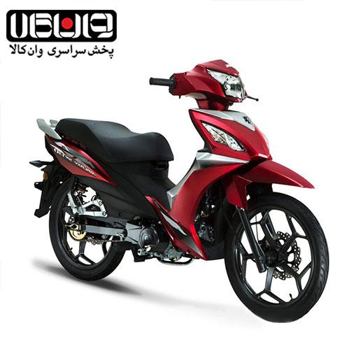 موتورسیکلت کاب 130 sr
