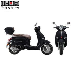 موتورسیکلت کاوان 150s