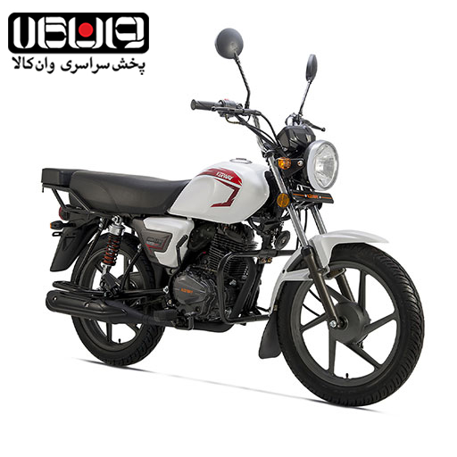 موتور سیکلت نیکران موتور پاسارگاد کی وی 150