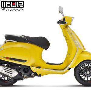 موتور سیکلت وسپا sprint s 150