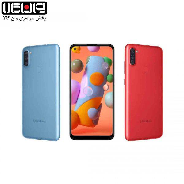 گوشی موبایل سامسونگ A11 ram2
