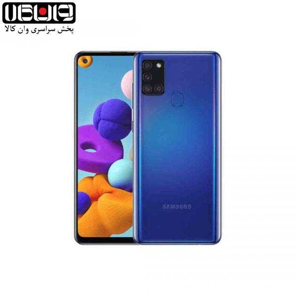 گوشی موبایل سامسونگ A21S - 64GB