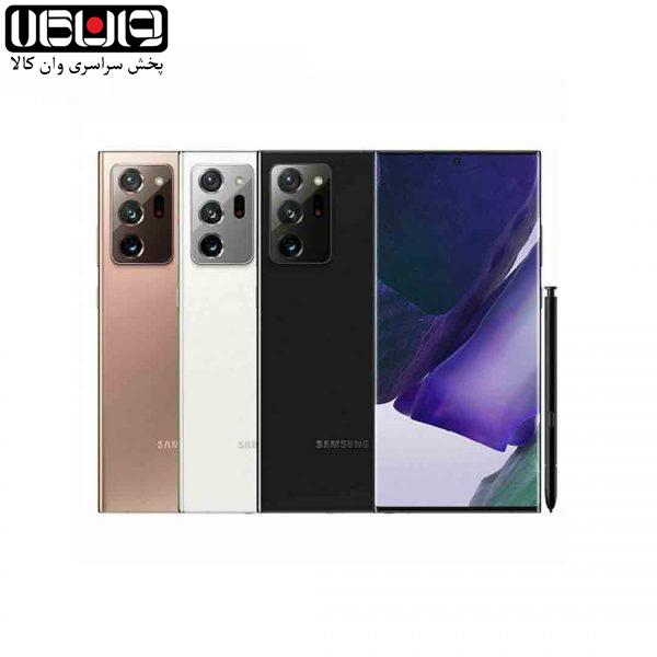 گوشی موبایل Galaxy Note 20 Ultra 5G