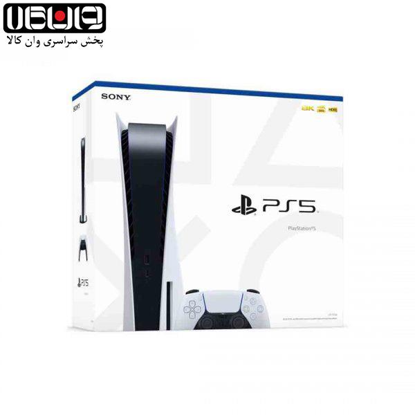 کنسول بازی PS5 نسخه دیسک خور