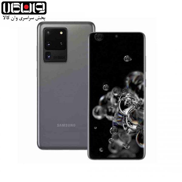 گوشی موبایل Samsung Galaxy S20 Ultra 4G