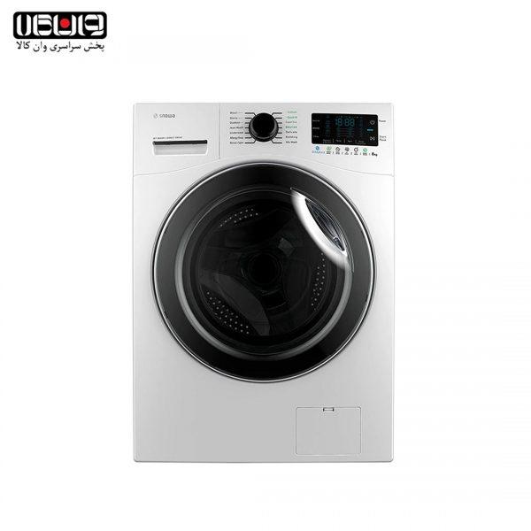 ماشین لباسشویی اسنوا مدل SWM-84516 ظرفیت 8 کیلوگرم